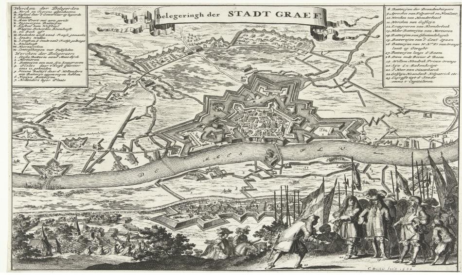 Beleg van Grave (1674)