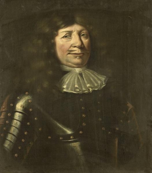 Portret van Carl von Rabenhaupt, baron van Sucha (1602-1675)