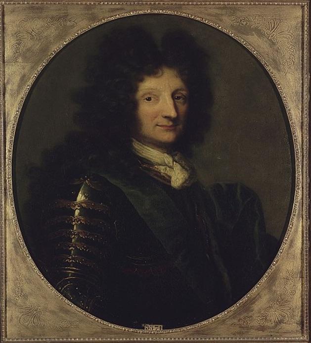 Portret van François-Henri de Montmorency, hertog van Luxembourg (1628-1695)
