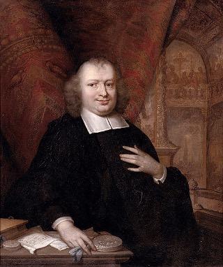 Raadpensionaris Gaspar Fagel (1634-1688)