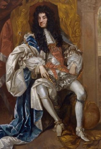 Karel II, koning van Engeland (1630-1685)