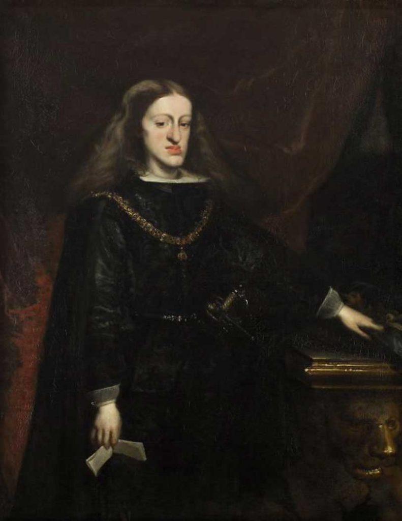 Karel II van Spanje (1661-1700)