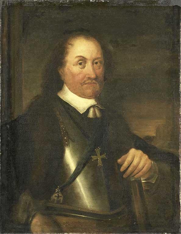 Portret van Johan Maurits van Nassau-Siegen