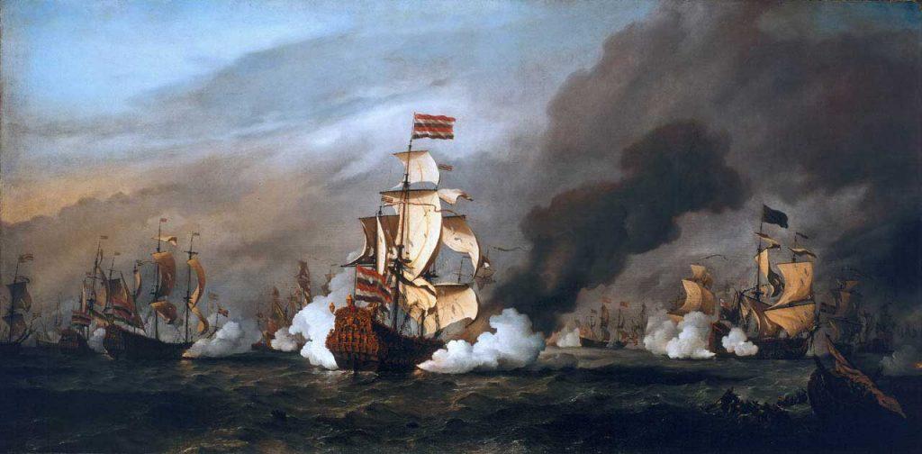 Zeeslag bij Kijkduin (11 augustus 1673)