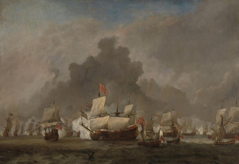 Zeeslag bij Solebay, 7 juni 1672