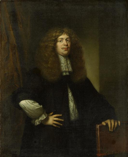 Portret van Coenraad van Beuningen.