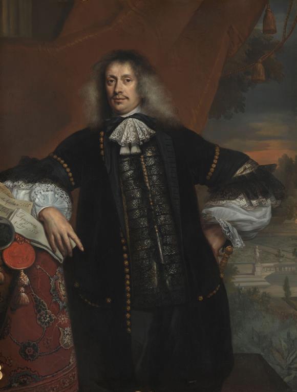 Portret van Hieronymus van Beverningk.