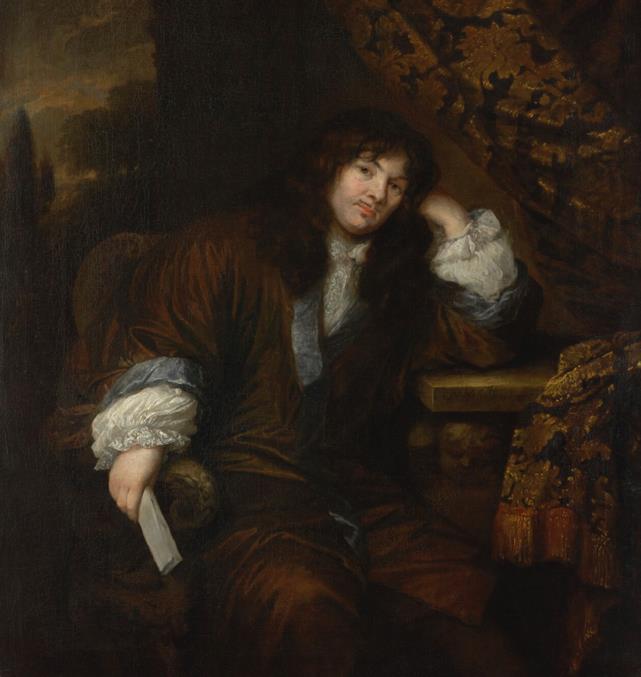 Portret van William Temple