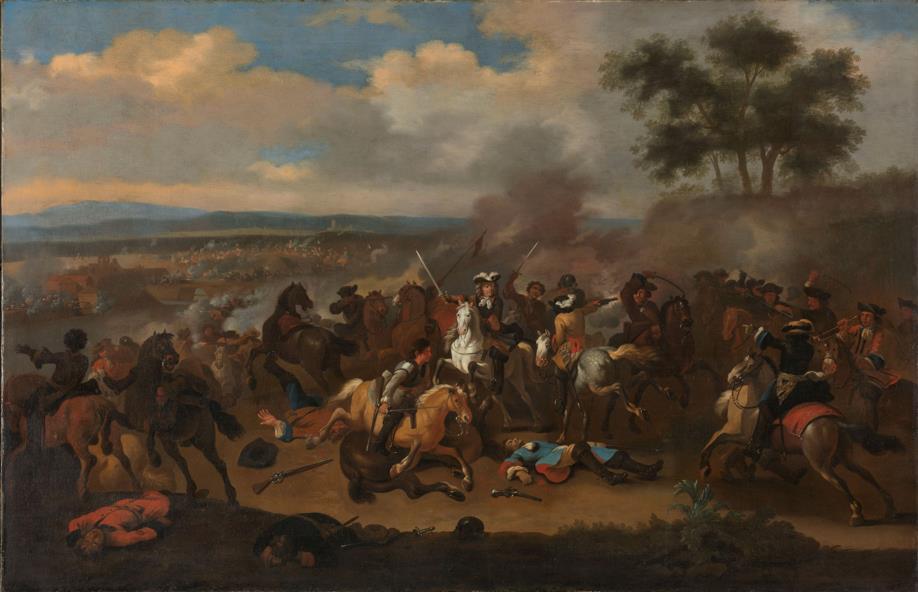 De Slag aan de Boyne