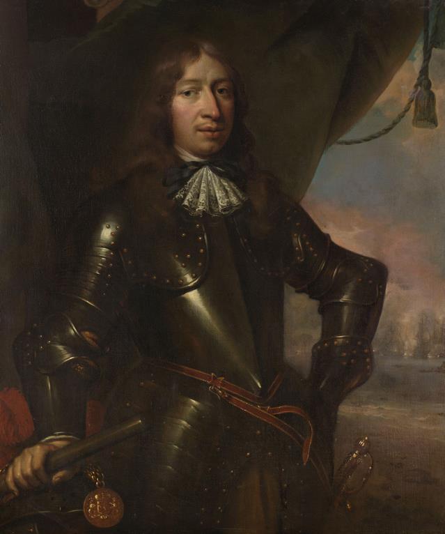 Willem Joseph baron van Ghent.