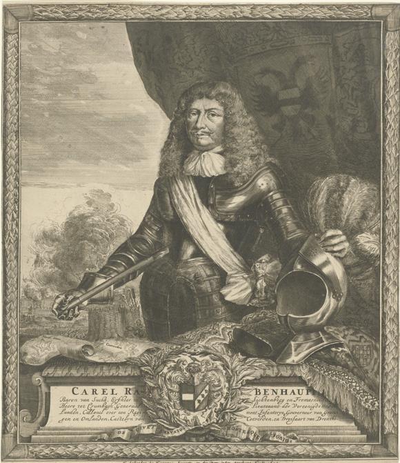 Prent van Rabenhaupt.
